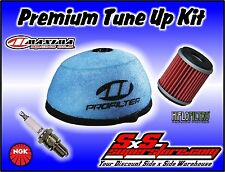 2009-2013 Yamaha YZ 250F Tune Up Kit-Maxima Air Filter-HiFlo Oil-NGK Spark Plug
