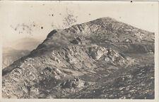 SCHIESTLHAUS am HOCHSCHWAB - gel. EISENERZ - 08.08.1930 !!!