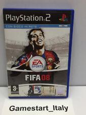 FIFA 08 - SONY PS2 - GIOCO USATO PERFETTAMENTE FUNZIONANTE - PAL