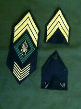 Armee,Fremdenlegion, Sergent-Chef, French Foreign Legion, Legion Etrangere, 25