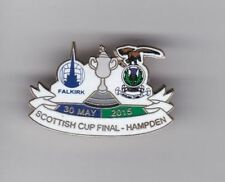F Scottish Clubs Football Badges & Pins