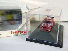 HERPA ALFA ROMEO 155 V6 TI Corse Team NEU OVP Auto Car  Motor Sport 1:87 Toy