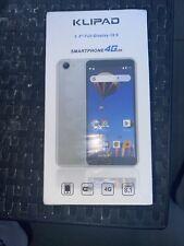 Smartphone Klipad V356 4G LTE 8Go Double SIM gris