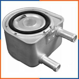 Radiateur d'huile moteur pour CITROEN | 411701, 8MO376783791, 817704, 40003285