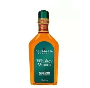 Whiskey Woods after Shave 177ml - Pinaud Clubman
