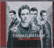 HUMAN NATURE - COUNTING DOWN - CD - NEW