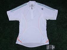 BNWT Adidas Climacool Performance Womens Formotion Tennis Tee Shirt Size Uk 10