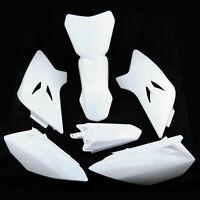 White Plastics Body Fairing Guard Kit for Yamaha TTR50 TTR 50 50cc Dirt Bike
