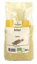 NEUF Sachet Graines De Millet Bio AB Agriculture Biologique Priméal 500 g