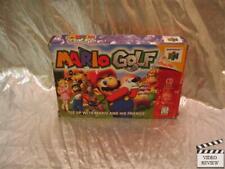 Mario Golf N64