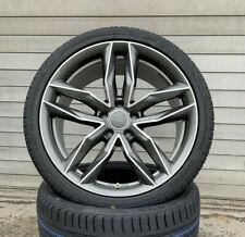 19 Zoll S-Line für Audi A5 S5 RS5 RS4 A7 S7 A8 4H S8 Q5 SQ5 ET25 ABE Alufelgen