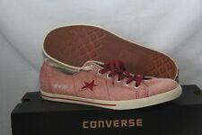 ORIGINAL chaussure CONVERSE  Os Pro Low OX 121618  rouge 40  FR 6   UK Neuf
