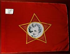 USSR Russian Soviet Octobrist COMMUNIST YOUTH BANNER Baby Lenin Flag ORIGINAL!@@