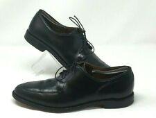 Allen Edmonds DELRAY 1208 Black Split Toe Oxford Dress Shoes Mens Size 8 E Wide
