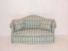 Sofa Couch Marcia McClain Artisan IGMA Mc Bay Miniatures Dollhouse Handmade 1/12
