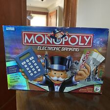 Monopoly Electronic Banking Edition Hasbro Parker Brothers COMPLETE