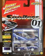 2017 JOHNNY LIGHTNING Street Freaks Release 3B 1971 Plymouth GTX ~The Spoilers~