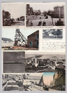South Africa CAPE PROVINCES & AREA - old postcards - 45 cards- sold singly