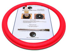 "Cerwin Vega 15"" D9, DX9, 152WR, 15W4 Speaker Foam Surround Repair Kit - 1CV15F"