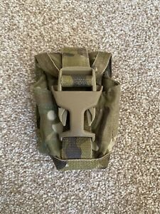 Crye 330D Frag Grenade Pouch/ Multicam/ Crye 330D Frag Pouch/ SFOD-D/ Crye-Eagle