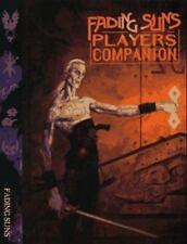 PLAYERS COMPANION (FADING SUNS) By Bill Bridges