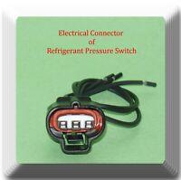 OE Spec AC Refrigerant Pressure Transducer Switch W//Connector Fits Hyundai Kia