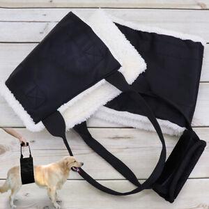 Dog Lift Support Harness Fleece Assist Pet Recovery Sling Injuries Arthritis