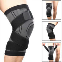 Knee Sleeve Compression Support Joint Pain Arthritis Relief Improved Circulation