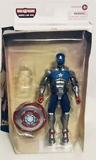 Marvel Legends Civil Warrior 6? Figure Shang-Chi Preowned Loose