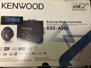 Kenwood KOS-A300 External Media Controller