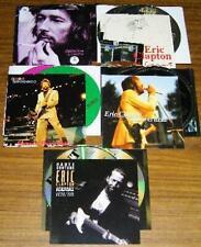 Eric Clapton Collector's Live Set Press Japan Slowhand Prejudice  10CD  F/S