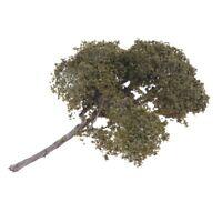 3,54 Zoll Landschaft Landschaftsmodell Baum Sycamore G7P5