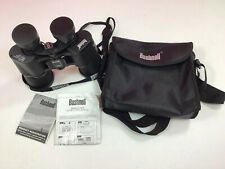 Bushnell 10x50 Wide Angle Binoculars with Carrying Case And Caps!