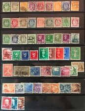 Lot of Norway Old Stamps Used/MH