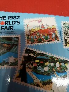 KNOXVILLE TENNESSEE ~ THE 1982 WORLD'S FAIR WATERS OF THE WORLD ~ BINZ4