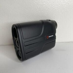 Simmons Rangefind LRF 600 4x Deer Bow Hunting Golf Laser Range Finder