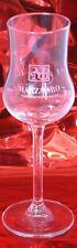 Marzadro Grappa Glas mit Stiel Höhe ca.17 cm