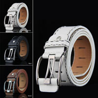 Fashion Men's Formal Business Belt Waistband Waist Leather Casual Accessories