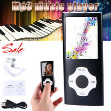 64GB Portable MP3 MP4 Media FM Radio Recorder HIFI Sport Music Speakers NEW
