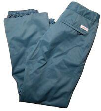 Adidas Snow Chino Pants Snowboarding Skiing Green Dw3996 Mens Size Large - New!