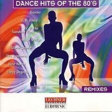 Dance Hits of the 80's-Remixes Gazebo, F.R. David, Sister Sledge, Gloria .. [CD]