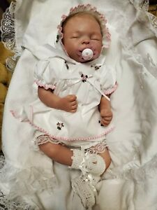 Reborn baby girl dolls pre owned