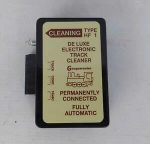 Gaugemaster GM-GMC-HF1 Single High Frequency Electronic Track Cleaner Untested