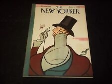 1948 FEBRUARY 28 NEW YORKER MAGAZINE - BEAUTIFUL FRONT COVER FOR FRAMING- J 1388