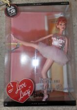 I LOVE LUCY EPISODE 19 50TH ANNIVERSARY BALLET  EPISODE rare doll barbie