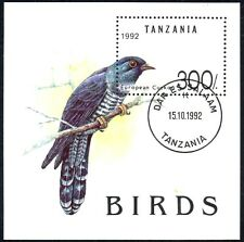(Ref-10870) Tanzania 1992 Birds M/Sheet SG.MS1360 Used (CTO)