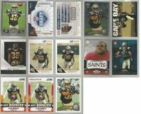 Mark Ingram New Orleans Saints Alabama 13 card 2011 RC lot-all different