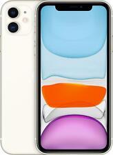 Apple iPhone 11, 128GB, 6,1 Zoll, 4K Videoaufzeichnung, WLAN, Bluetooth, weiß