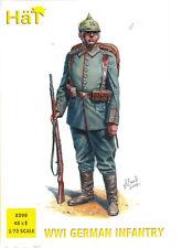 HAT 1/72 (20mm) WWI German Infantry