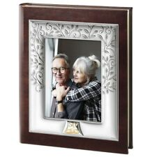 50th Anniversary of Wedding Photo Album Cover Frame 5''x7'' Tree of Life